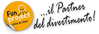 FunProject – Agenzia Eventi in tutta Italia Logo
